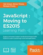 JavaScript: Moving to ES2015