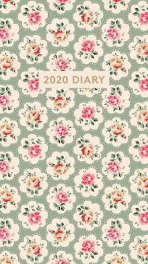 Cath Kidston Provence Rose Slimline 2020 Diary