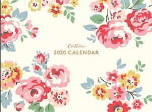 Cath Kidston Wells Rose 2020 Wall Calendar