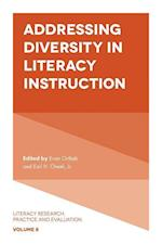 Addressing Diversity in Literacy Instruction (Literacy Research, Practice and Evaluation, nr. 8)