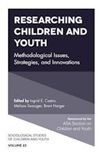 Researching Children and Youth (SOCIOLOGICAL STUDIES OF CHILDREN AND YOUTH, nr. 22)