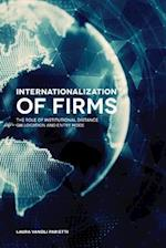 Internationalization of Firms