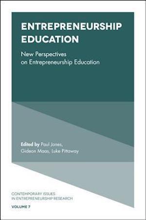 Bog, hardback Entrepreneurship Education af Gideon Maas