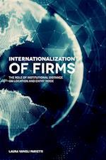 Internationalization of Firms af Laura Vanoli Parietti
