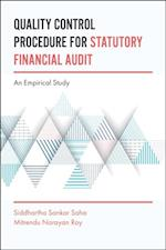 Quality Control Procedure for Statutory Financial Audit