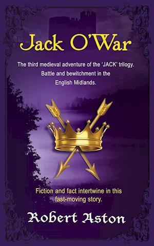 Bog, hæftet Jack O' War af Robert Aston