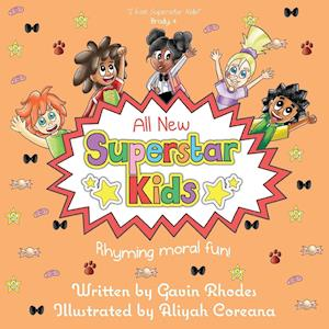 All New Superstar Kids: Rhyming Moral Fun