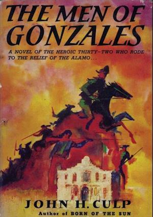 Men of Gonzales af John H. Culp