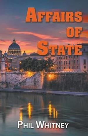Bog, hæftet Affairs of State af Phil Whitney