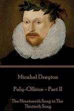 Michael Drayton - Poly-Olbion - Part II