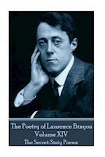 The Poetry of Laurence Binyon - Volume XIV