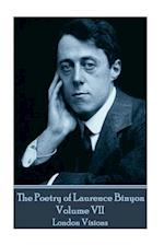 The Poetry of Laurence Binyon - Volume VII