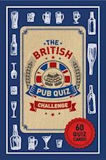 Puzzle Cards: The British Pub Quiz Challenge