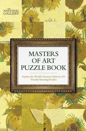 The National Gallery Masters of Art Puzzle Book