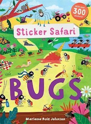 Sticker Safari: Bugs