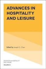 Advances in Hospitality and Leisure af Joseph S. Chen