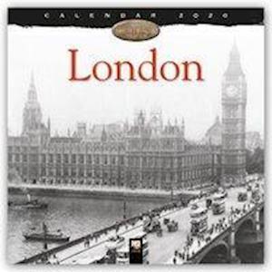 London Heritage Wall Calendar 2020 (Art Calendar)