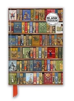 Bodleian Libraries: High Jinks Bookshelves (Foiled Blank Journal)