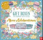 Gift Boxes to Colour and Make: A Year of Celebrations af Eilidh Muldoon