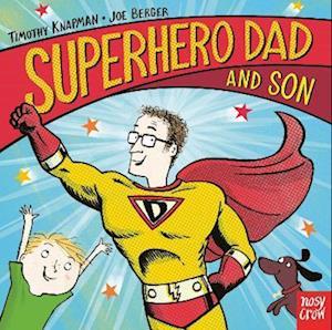 Superhero Dad and Son