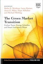 The Green Market Transition (Critical Issues in Environmental Taxation Series)