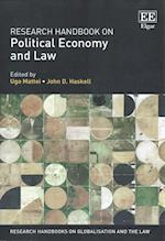 Research Handbook on Political Economy and Law (Research Handbooks on Globalisation and the Law Series)