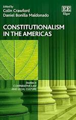 Constitutionalism in the Americas (Studies in Comparative Law and Legal Culture Series)