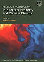 Research Handbook on Intellectual Property and Climate Change (Research Handbooks in Intellectual Property Series)
