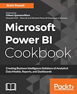 Microsoft Power BI Cookbook af Brett Powell