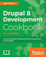 Drupal 8 Development Cookbook Second Edition