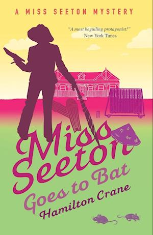 Miss Seeton Mystery: Miss Seeton Goes to Bat (Book 14)