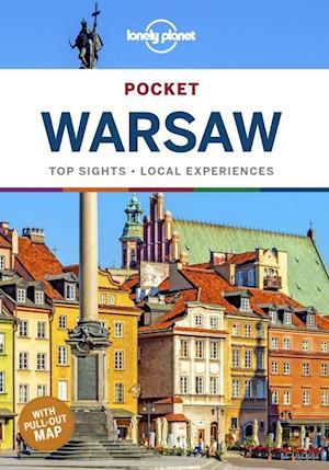 Warsaw Pocket, Lonely Planet (1st ed. Feb. 2020)