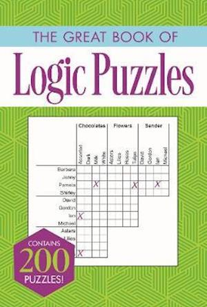The Great Book of Logic Puzzles