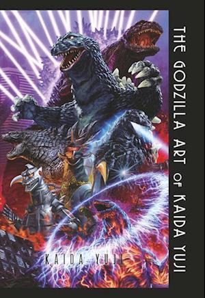 The Godzilla Art of KAIDA YUJI