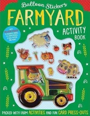 Farmyard Activity Book
