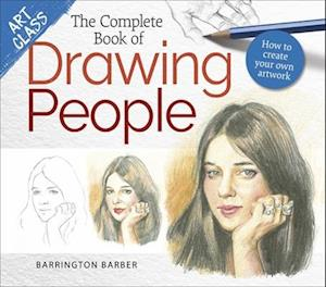 The Complete Book of Drawing People