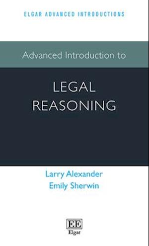 Advanced Introduction to Legal Reasoning