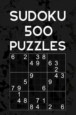 500 Sudoku Puzzles - Level