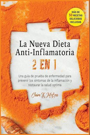Libro de cocina de dieta antiinflamatoria