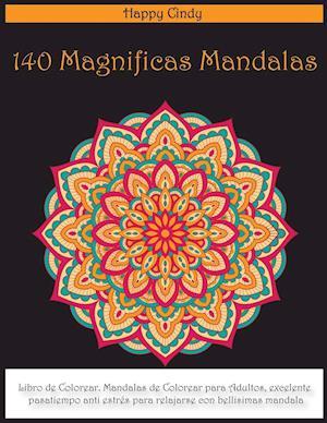 140 Magnificas Mandalas