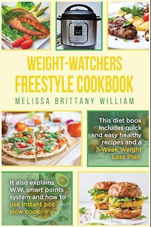 Weight-Watchers Freestyle Cookbook