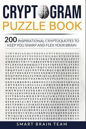Cryptogram Puzzle Book