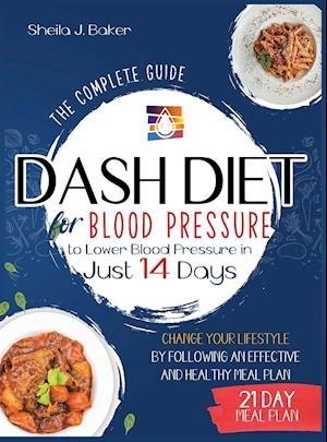 Dash Diet for Blood Pressure