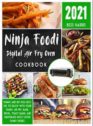 Ninja Foodi Digital Air Fry Oven Cookbook