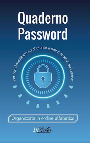 Quaderno Password