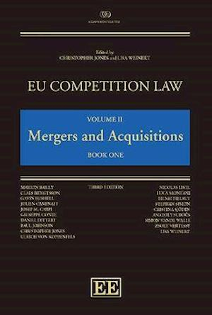 EU Competition Law Volume II: Mergers and Acquisitions