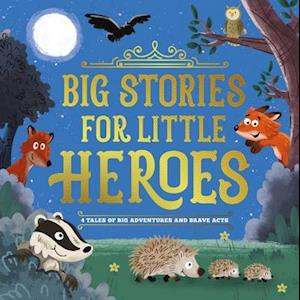 Big Stories for Little Heroes