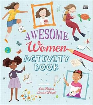 Awesome Women Activity Book