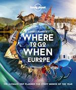 Lonely Planet's Where To Go When Europe (1st ed. Sept. 20)