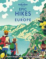 Epic Hikes of Europe (HB), Lonely Planet (1st ed. May 21)